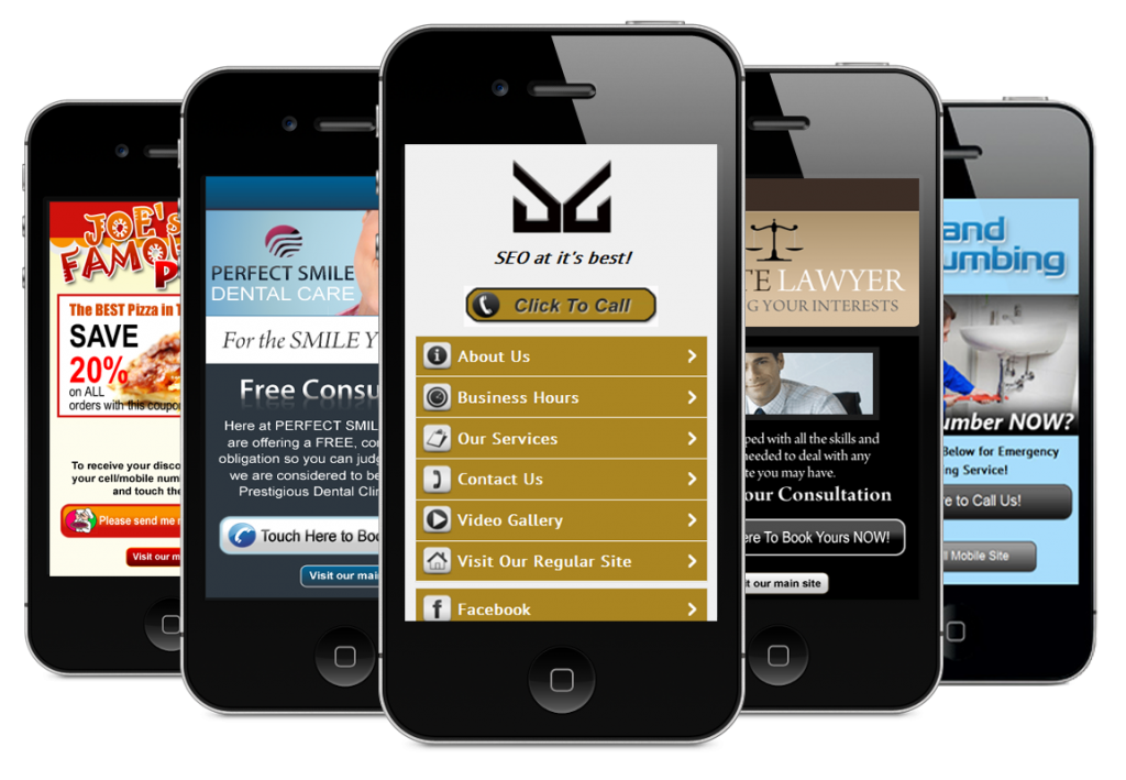 Mobile Web Development Services in Orange County - THECLAYMEDIA